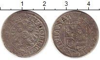 Изображение Монеты Австрия 3 крейцера 1604 Серебро VF