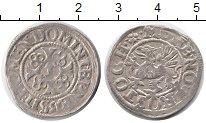 Изображение Монеты Росток 2 шиллинга 1615 Серебро XF