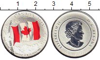 Изображение Монеты Канада 25 долларов 2015 Серебро UNC