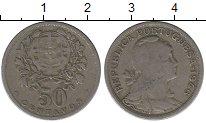 Изображение Монеты Португалия 50 сентаво 1946 Медно-никель XF