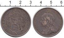 Изображение Монеты Кипр 18 пиастр 1901 Медь XF