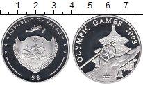 Изображение Монеты Палау 5 долларов 2007 Серебро Proof