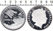 Изображение Монеты Австралия 10 долларов 2013 Серебро Proof