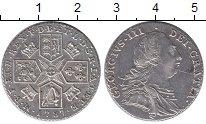Изображение Монеты Великобритания 6 пенсов 1787 Серебро UNC-