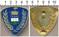 Изображение Монеты Италия Полицейский знак 0  XF