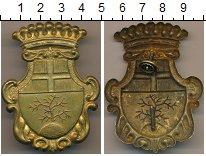 Изображение Монеты Италия Полицейский знак 0 Латунь XF