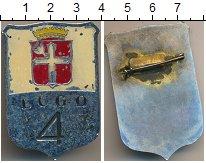Изображение Монеты Италия Полицейский знак 0 Медно-никель XF
