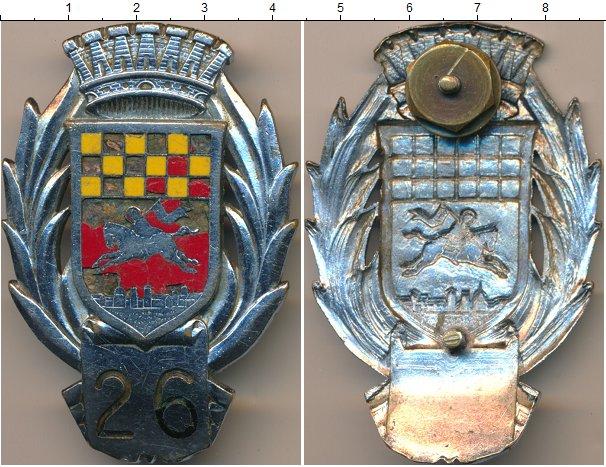Картинка Монеты Италия Полицейский знак Медно-никель 0