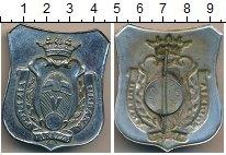 Изображение Монеты Италия Полицейский знак 0 Сталь VF