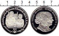 Изображение Монеты Виргинские острова 10 долларов 2007 Серебро Proof