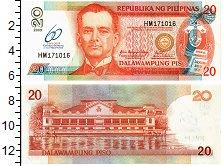 Изображение Банкноты Филиппины 20 писо 2009  UNC
