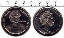 Изображение Мелочь Великобритания Фолклендские острова 1 крона 2007 Медно-никель UNC-