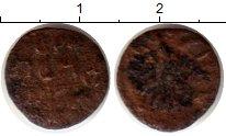 Изображение Монеты Россия 1689 – 1725 Петр I 1 полушка 0 Медь VF