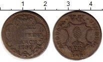 Изображение Монеты Германия Аугсбург 5 крейцеров 1766 Серебро VF