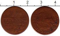 Изображение Монеты Германия Брауншвайг-Вольфенбюттель 1 пфенниг 1772 Медь VF-