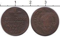 Изображение Монеты Германия Гослар 1 пфенниг 1763 Медь VF