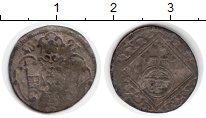 Изображение Монеты Германия Вюрцбург 1/84 гульдена 1693 Серебро VF