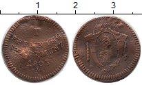 Изображение Монеты Германия Аугсбург 1 пфенниг 1803 Медь VF