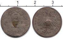 Изображение Монеты Германия Франкфурт 3 крейцера 1846 Серебро VF