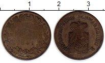 Изображение Монеты Германия Шварцбург-Рудольфштадт 6 крейцеров 1841 Серебро VF