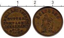 Изображение Монеты Нидерланды жетон 0 Латунь XF