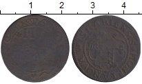 Изображение Монеты Германия Висмар 3 пфеннига 0 Медь VF