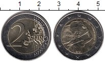 Изображение Монеты Мальта 2 евро 2014 Биметалл UNC-