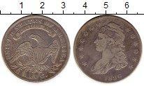 Изображение Монеты США 50 центов 1836 Серебро XF