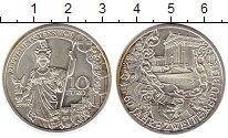 Изображение Монеты Австрия 10 евро 2005 Серебро UNC-