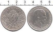 Изображение Монеты Норвегия 2 кроны 1910 Серебро XF