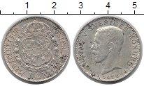 Изображение Монеты Швеция 1 крона 1939 Серебро XF