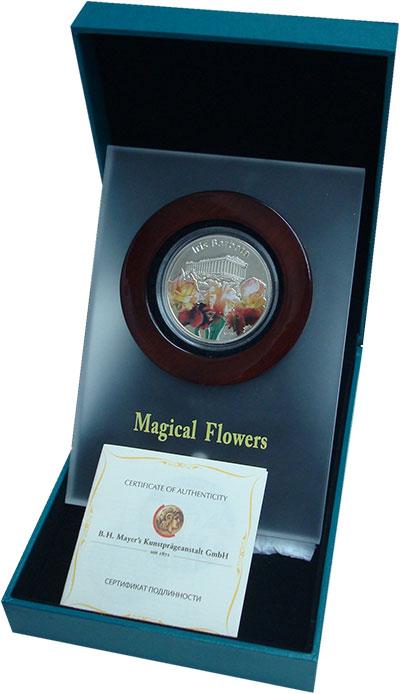 Изображение Подарочные монеты Ниуэ 1 доллар 2012 Серебро Proof `Серия ``Волшебные ц