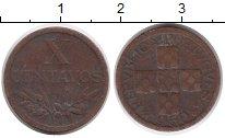 Изображение Монеты Португалия 10 сентаво 1950 Бронза VF