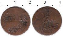 Изображение Монеты Германия Брауншвайг-Люнебург-Каленберг-Ганновер 1 пфенниг 1762 Медь VF