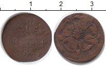 Изображение Монеты Германия Липпе-Детмольд 1 геллер 1826 Медь VF
