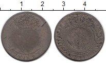 Изображение Монеты Германия Бранденбург 1/12 талера 1735 Серебро F
