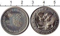 Изображение Монеты Мальтийский орден 25 тари 1965 Медно-никель Proof-