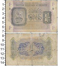 Изображение Монеты Великобритания 1 шиллинг 1943  F