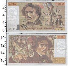 Изображение Монеты Франция 100 франков 1991  VF+