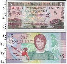 Изображение Монеты Северная Ирландия 5 фунтов 2006  UNC