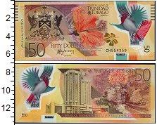 Изображение Банкноты Тринидад и Тобаго 50 долларов 2015  UNC