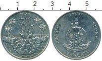 Изображение Монеты Вануату 20 вату 1983 Медно-никель UNC-