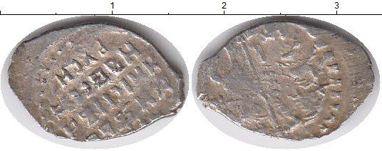 Картинка Монеты 1535-1538 Иван IV 1 копейка Серебро 0