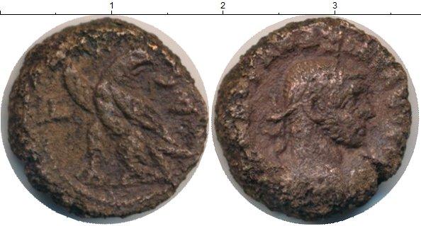 Картинка Монеты Александрия 1 тетрадрахма Бронза 0