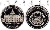 Изображение Монеты Либерия 5 долларов 2000 Медно-никель UNC