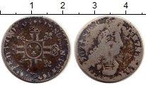 Изображение Монеты Франция 1/12 экю 1702 Серебро VF