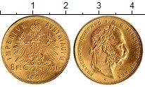 Изображение Монеты Австрия 20 франков 1892 Золото UNC