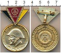 Изображение Монеты ГДР Медаль 0 Латунь UNC-