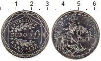 Изображение Монеты Франция 10 евро 2016 Серебро UNC-