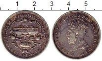 Изображение Монеты Австралия 1 флорин 1927 Серебро XF